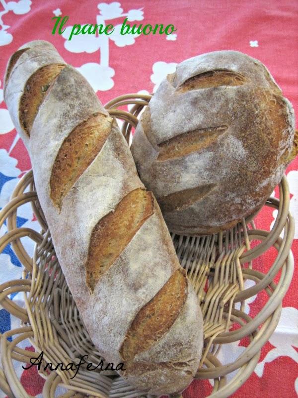 il pane buono