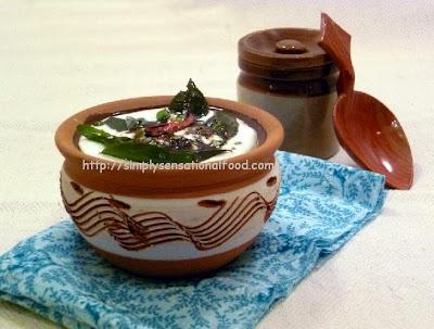 simply.food: Yoghurt and Coconut Chutney and Chobani yoghurt review.