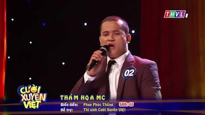Thí sinh Phan Phúc Thắng - Cười Xuyên Việt 2015