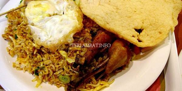 Nasi Goreng Makanan Indonesia Favorit Obama