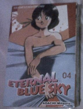 Komik Eternal Blue Sky Bekas