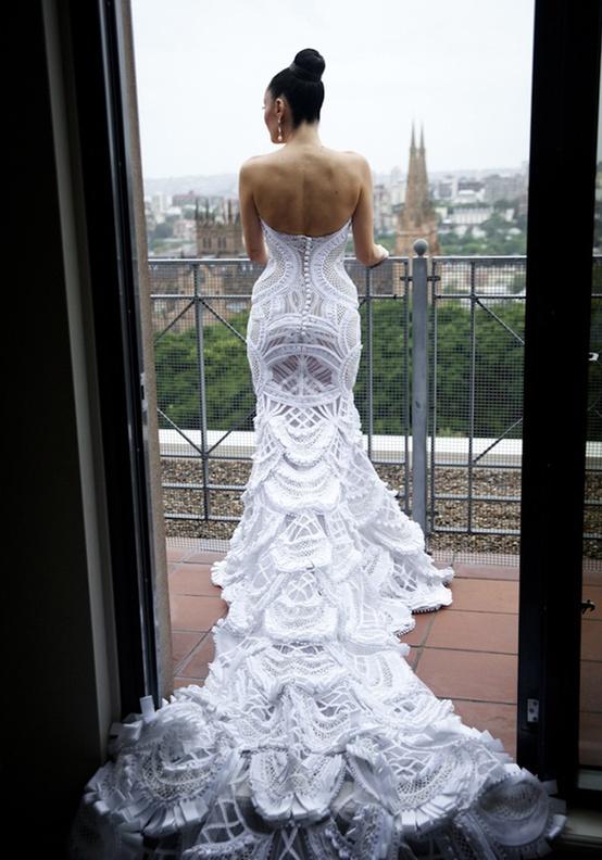 Sydney Wedding Blogger: J\'aton Couture