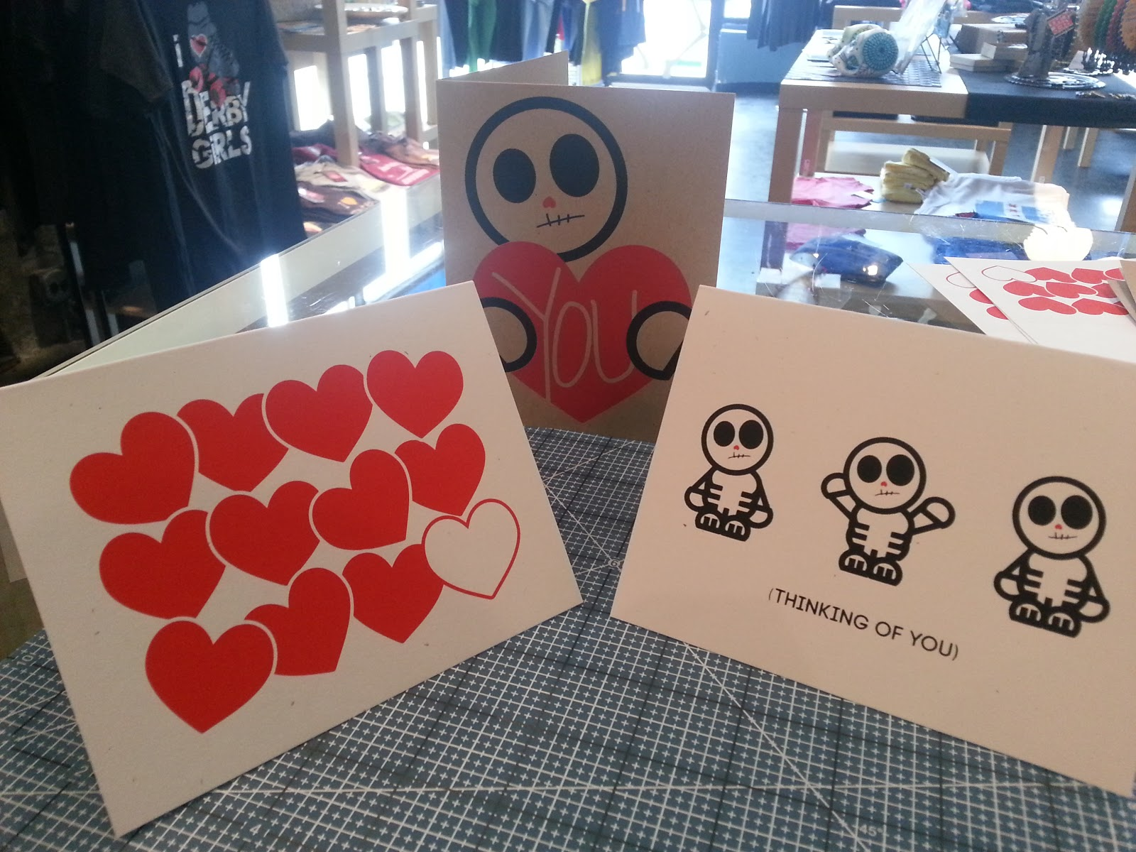 Where to buy hand screen printed greeting cards in chicago the still have these kristyandbryce Image collections