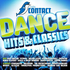 Capa CD Radio Contact Dance Hits and Classics (2013) Baixar Cd MP3