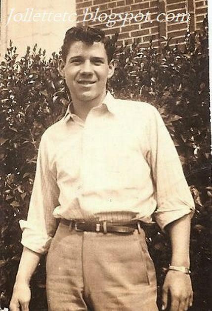 """Richard """"Dickie"""" Blanks 1946"""