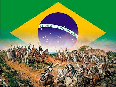 Frases sobre o Brasil:Independência e Semana Pátria