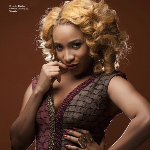 6 Pull Out: See all the steamy photos of Tonto Dikeh from new issue of Glitz Africa Magazine