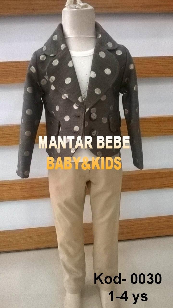 MANTAR BEBE ÇOCUK GİYİM - KOD030