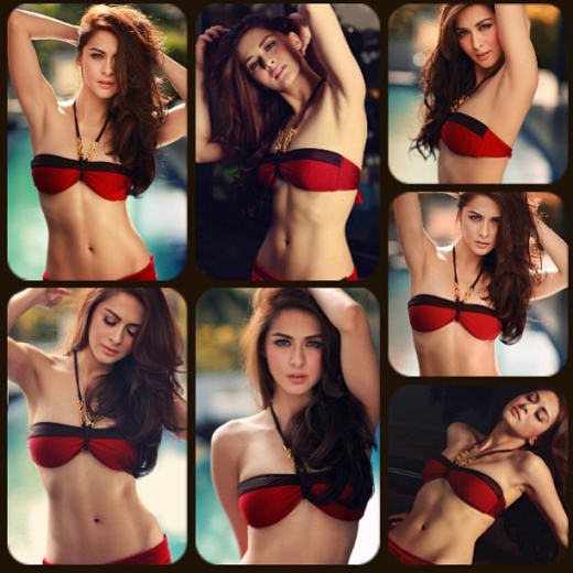 Marian Rivera is FHM Sexiest Woman in the World 2013 | Photo courtesy of Marian IG