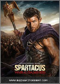 Capa Baixar Série Spartacus   War of the Damned 3ª Temporada   Torrent Baixaki Download