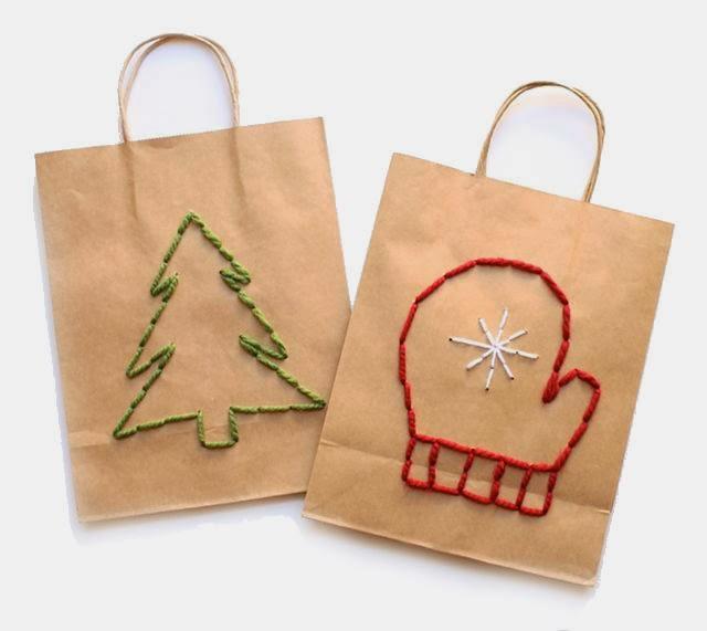 Pacchetti di natale fai da te semplici divertenti e - Pacchetti natalizi fai da te ...