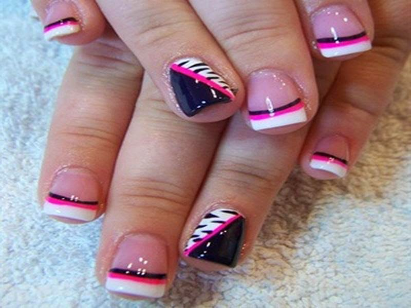 Acrylic Nail Tip Designs Graham Reid - Acrylic Nail Tips Design Best Nail  Designs 2018 - - Acrylic Nails French Tip Designs Graham Reid