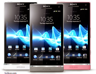 Update Android Jelly Bean OS in Sony Xperia S, SL and Acro S