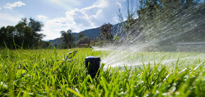 With a smart controller irrigation system, owners can monitor watering cycles from remote locations without having to raise a finger in any of the watering process.