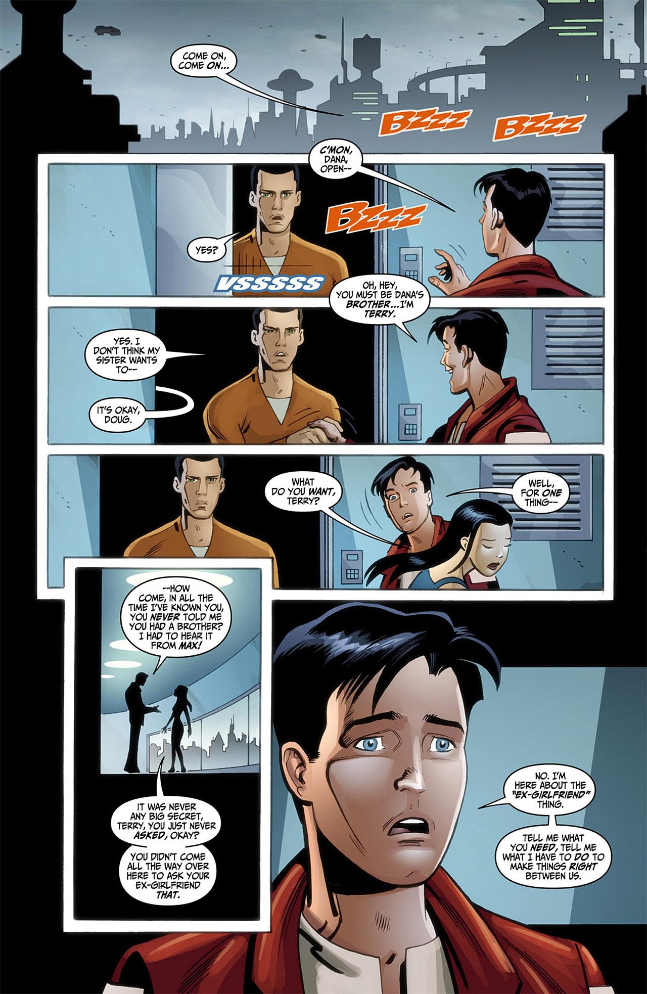 Batman Beyond (2012) Issue #2 #2 - English 4
