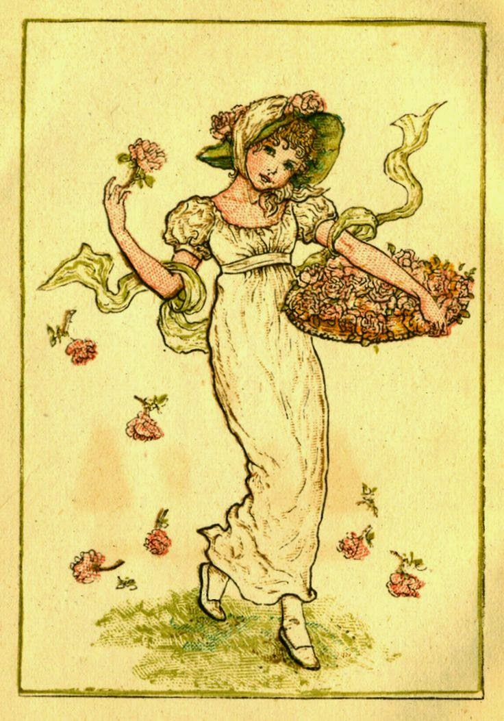 A Quick Roundup of Kate Greenaway | genxposé