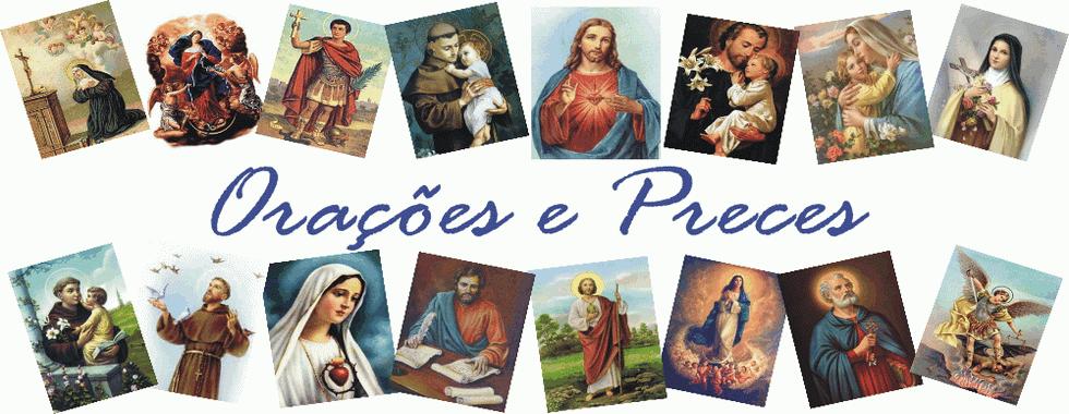 Orações, Preces e Novenas