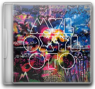 Capa CD Coldplay – Mylo Xyloto (2011)