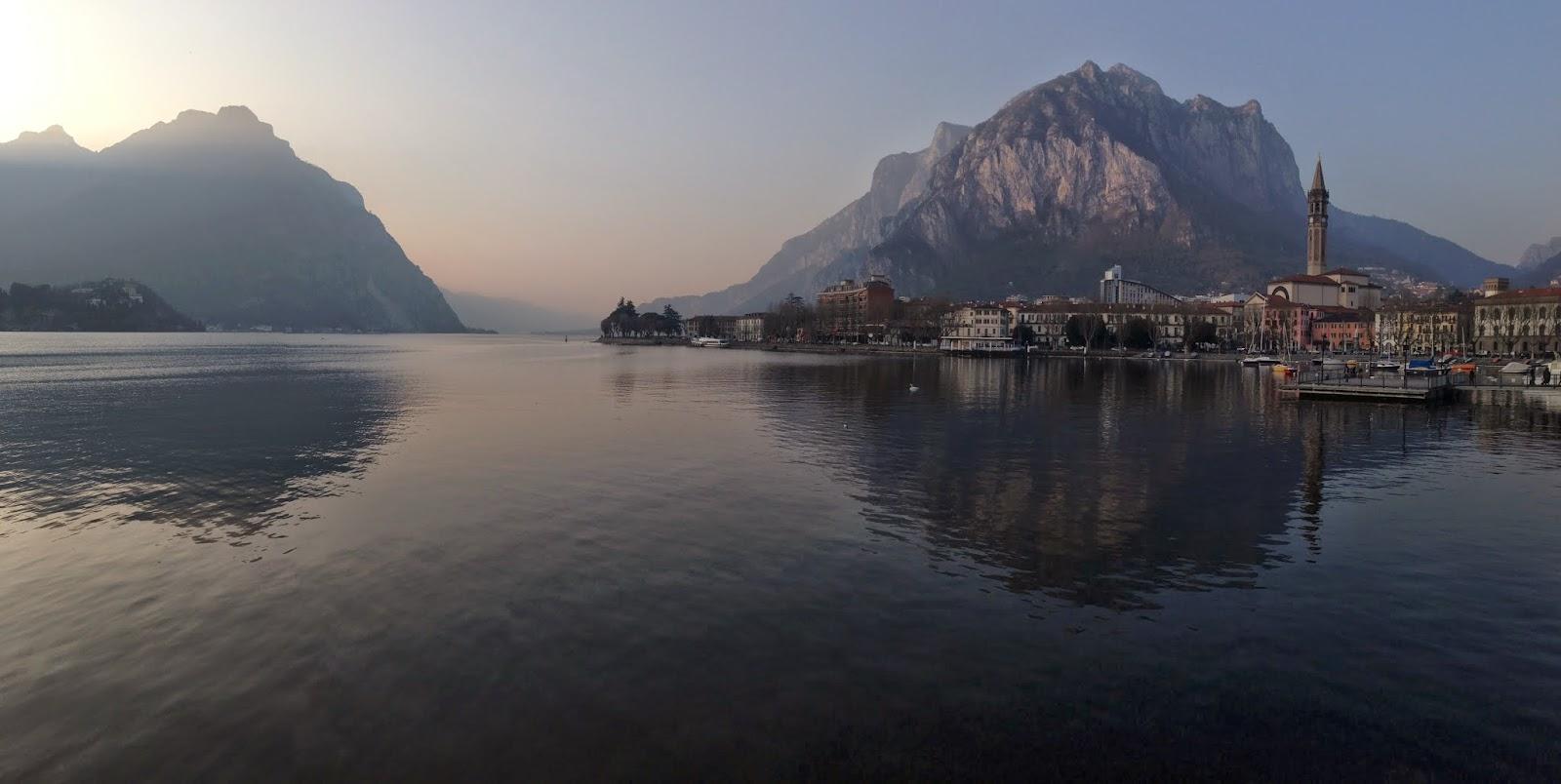 Lecco And Lake Como