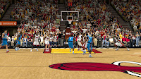 NBA 2K13 Enhanced Crowd Lighting Mod
