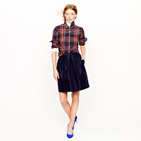J. Crew Collection Circle Skirt