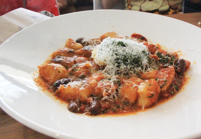 Gnocchi (Republica at St Kilda)