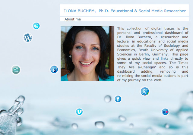 Ilona Buchem - Social Media Researcher -Website