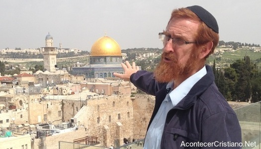 Rabino Yehuda Glick revela descubrimiento de oro en israel