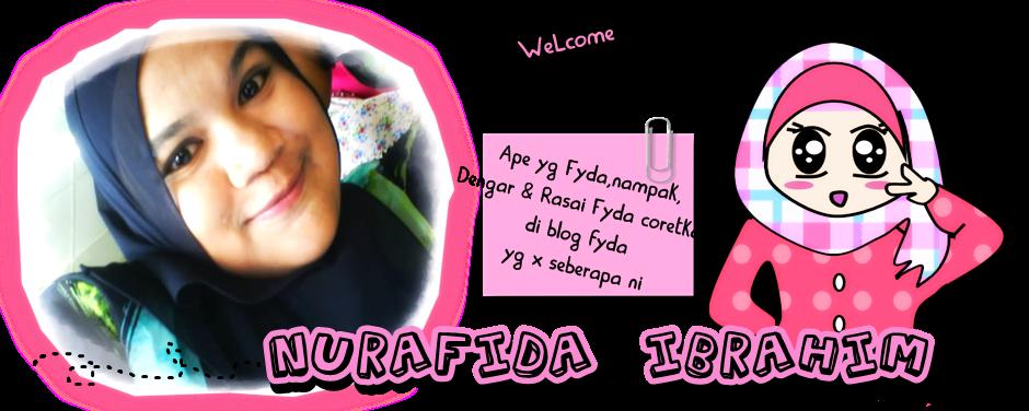 NurAfida Ibrahim