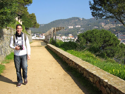 Ronda Way between Llafranc and Calella de Palafrugell