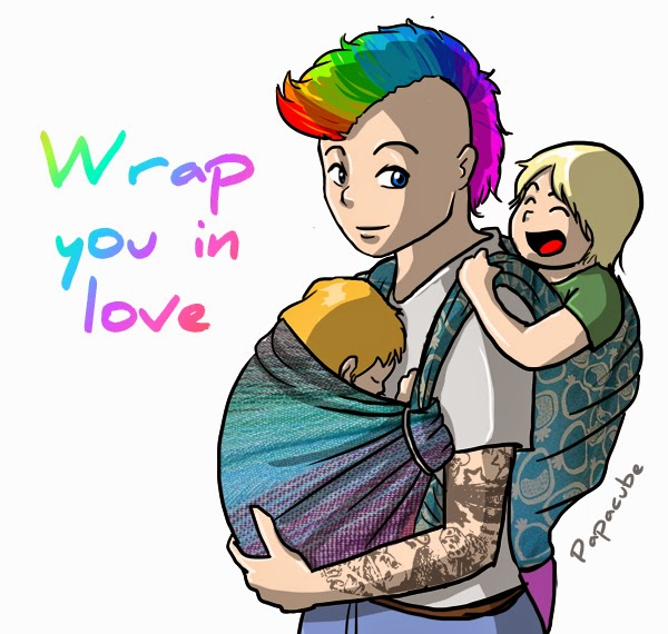 Wrap you with love