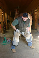 MA Farrier Chris Marinin