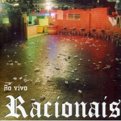 Capa CD Racionais MC's – Ao Vivo Baixar Cd MP3
