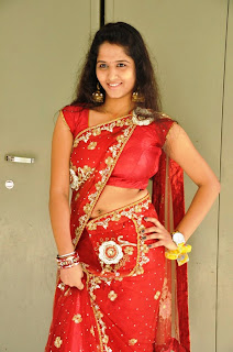 Actress Jayanthi  Saree Stills 023