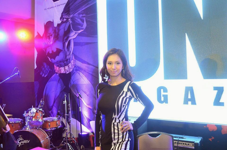 Roxanne Barcelo at ToyCon 2014