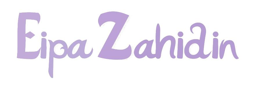△ Eipa Zahidin △