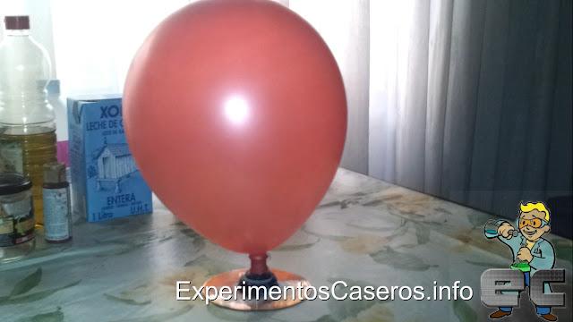 Experimentos Caseros juguete aerodeslizador hovercraft