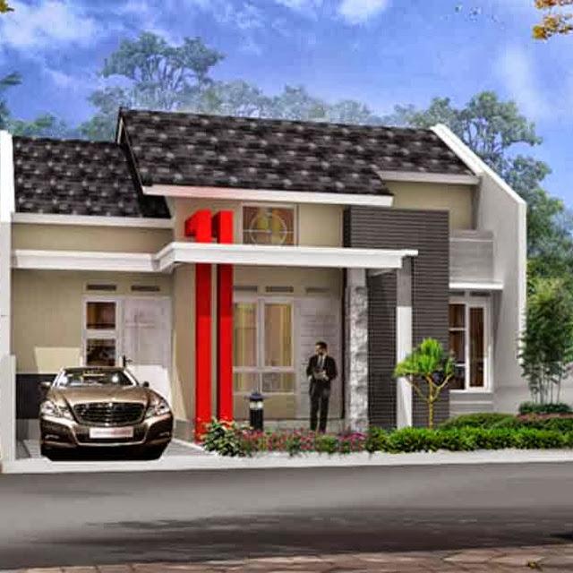 Kumpulan Gambar Rumah Terbaru Desain Model Teras Rumah Sederhana