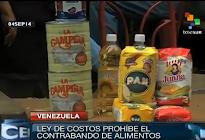 En vigencia prohibición de venta informal de productos de la cesta básica