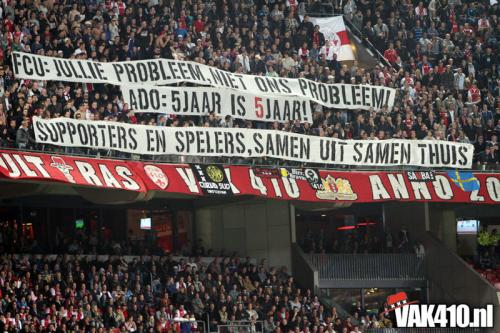 Le Mouvement en Hollande Ajaxtwente10