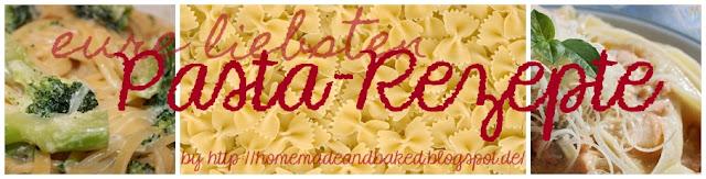 Eure liebsten Pasta-Rezepte