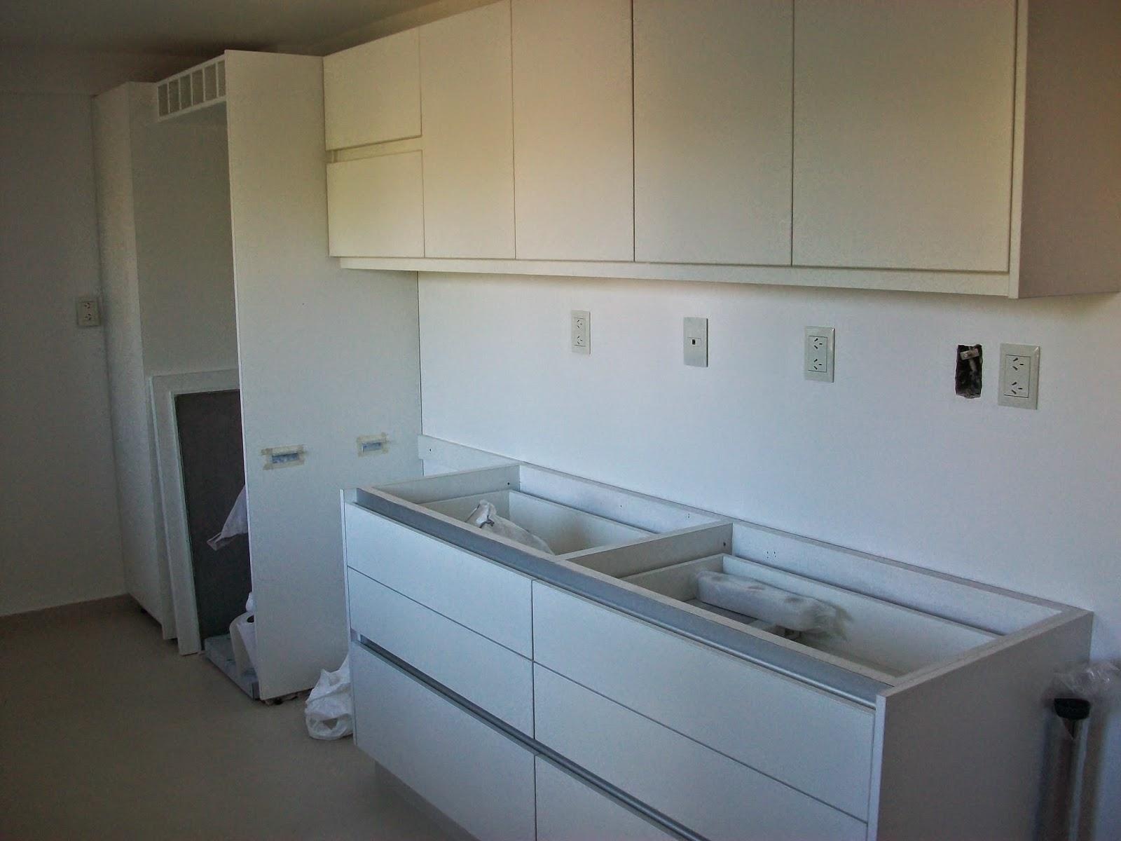 Muebles de cocina en melamina blanca ideas for Severino muebles cocina alacena melamina blanca