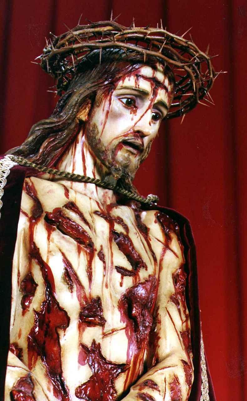 """""""Ecce Homo"""", disse Pilatos à multidão que pedia a morte de Jesus"""