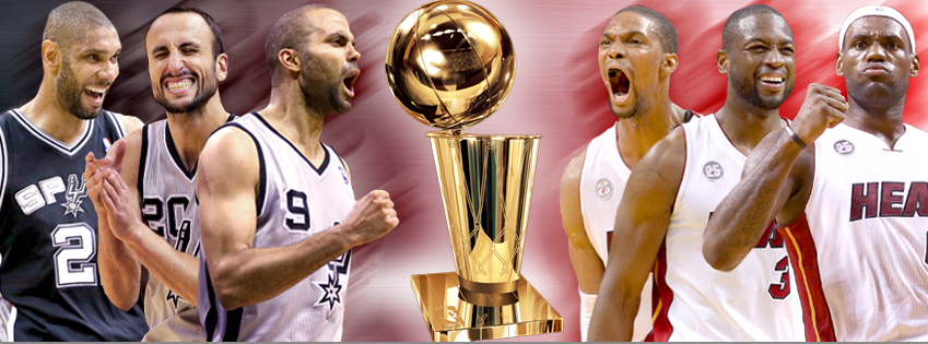 Ver GAME 1 FINAL NBA Miami Heat vs San Antonio Spurs Jueves 6 DE Junio