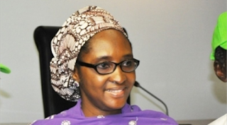 New Finance Minister, Zainab Ahmed officially resumes, tells workers what to do