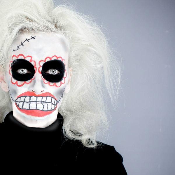 Einfaches Halloween Kostüm