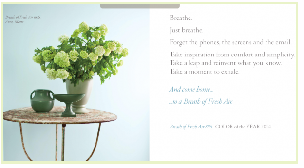 http://www.benjaminmoore.com/en-us/for-your-home/color-trends-2014