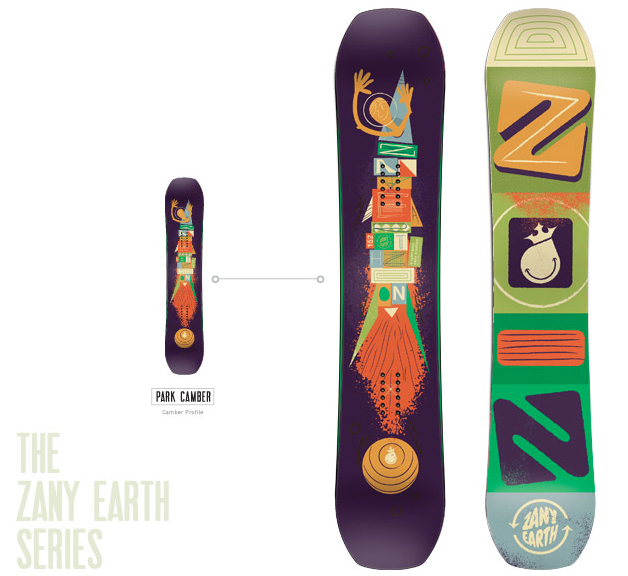 http://zionsnowboards.com/goods/zany-earth-series
