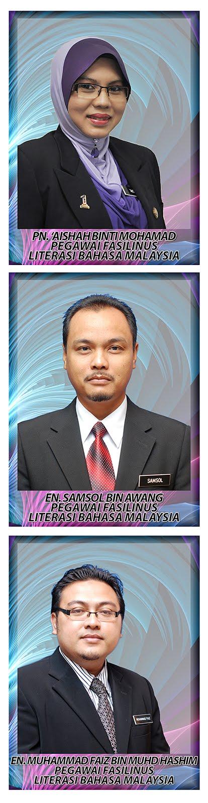 FASILINUS LITERASI BAHASA MALAYSIA