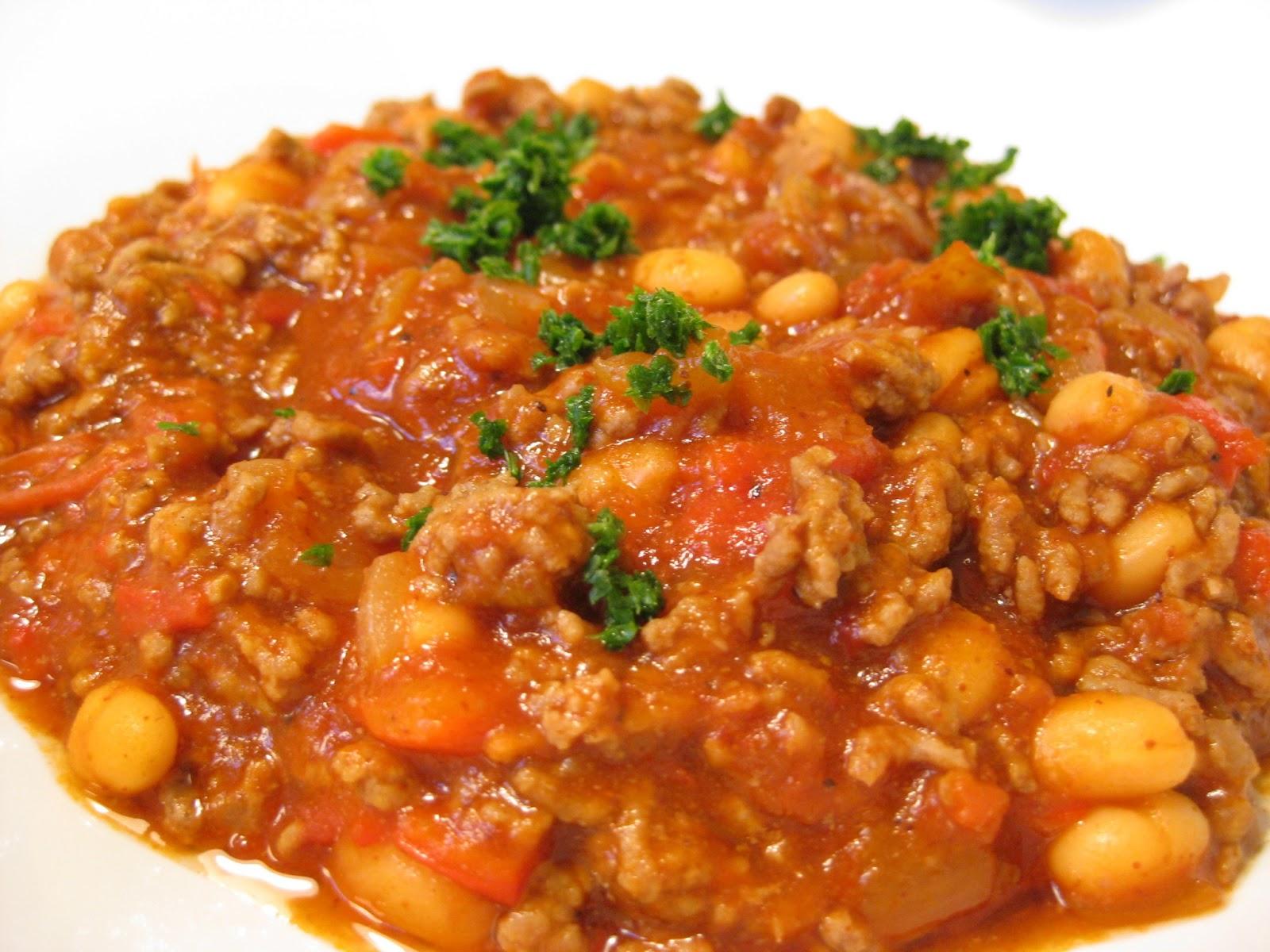 Nillas recept chili con carne - Chili con carne maison ...